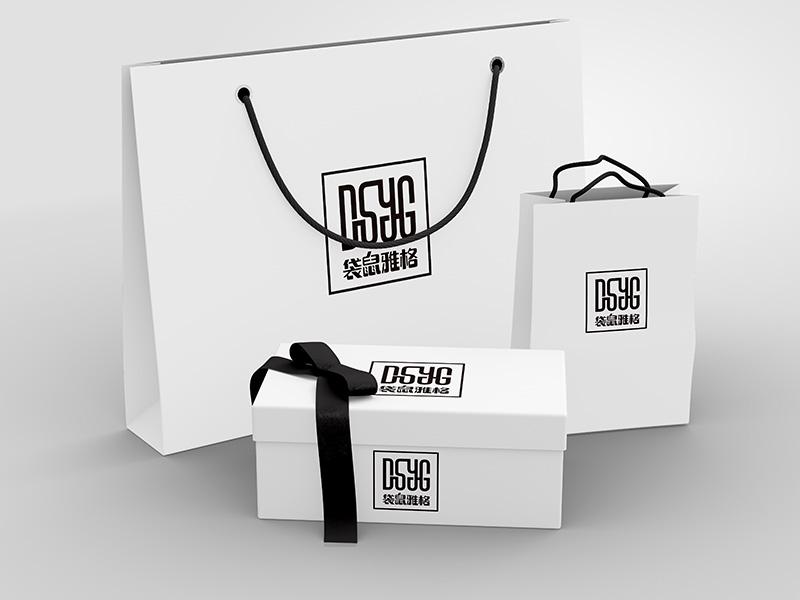 袋鼠雅格包装盒设计