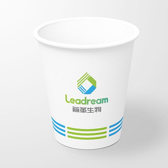 丽革生物纸杯设计