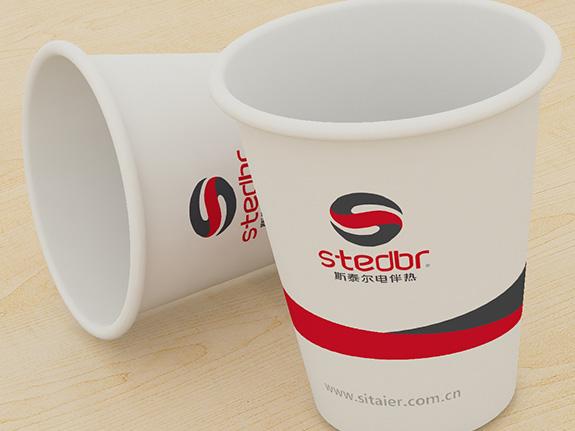 斯泰尔伴热纸杯设计