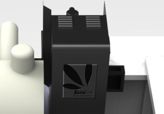 三叶电子标志设计