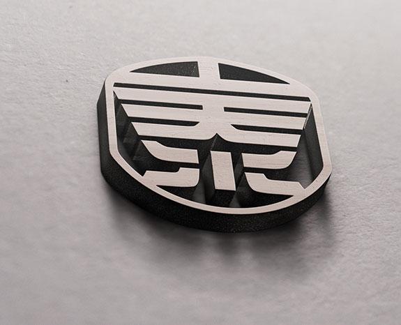 天泰物流标志设计