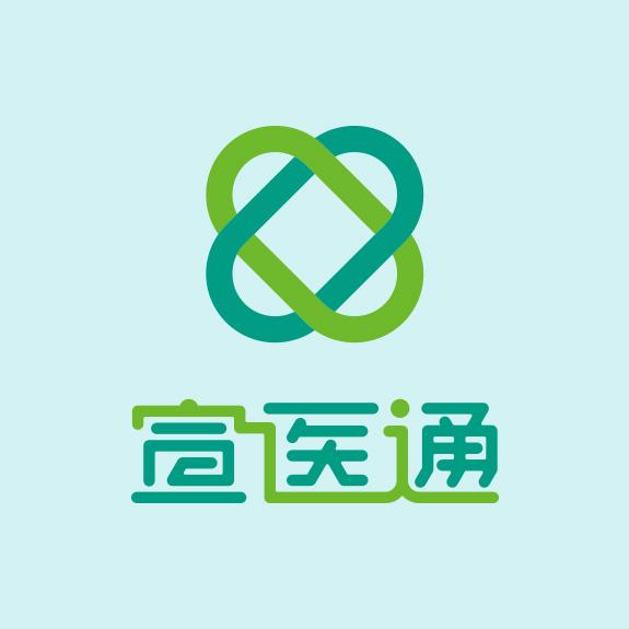 泰州医药城宣医通标志设计